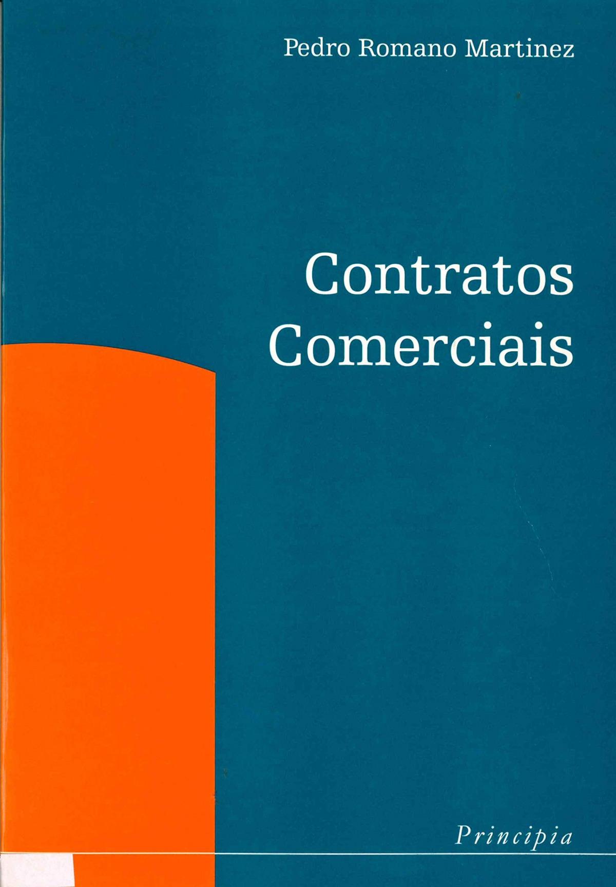 Contratos Comerciais 9789728500610