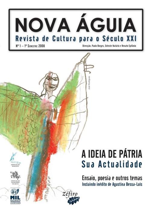 NOVA ÁGUIA Nº 1 - 1º SEM. 2008 - A IDEIA DE PÁTRIA