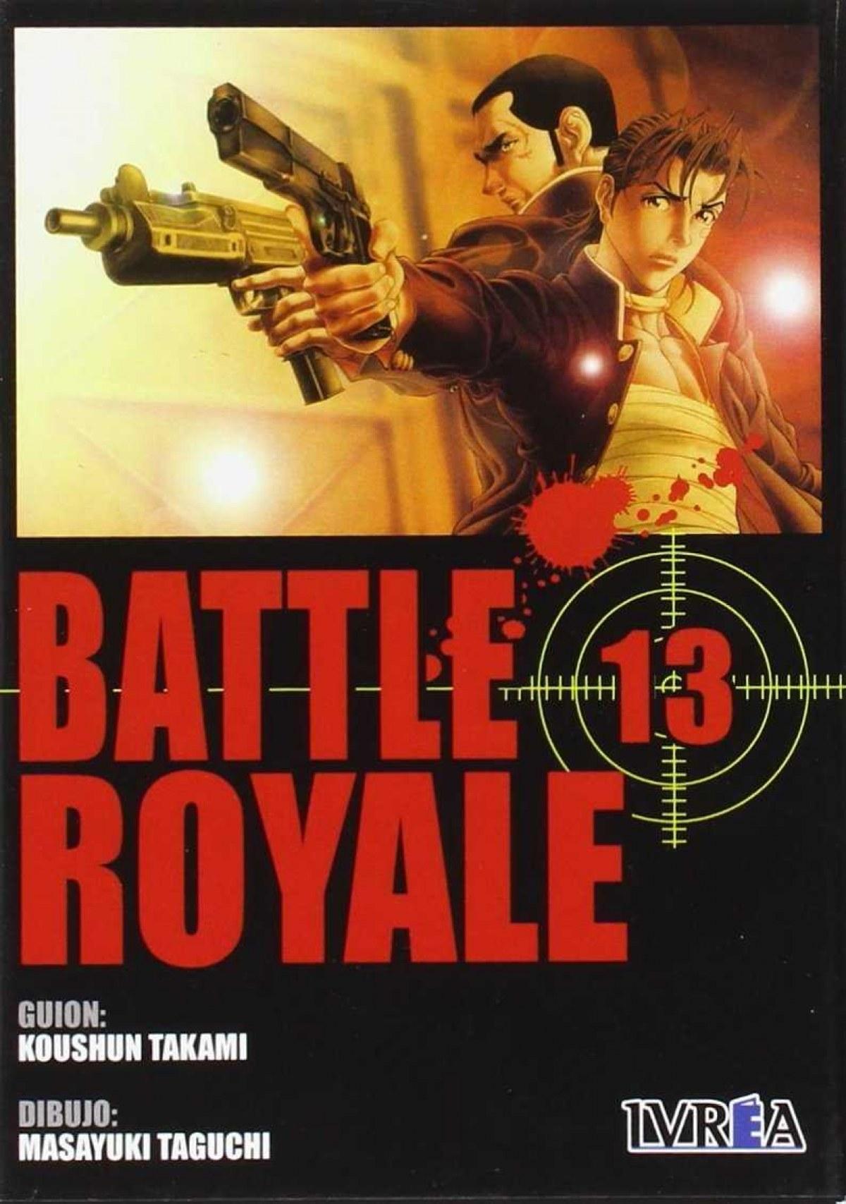 Battle Royale,13