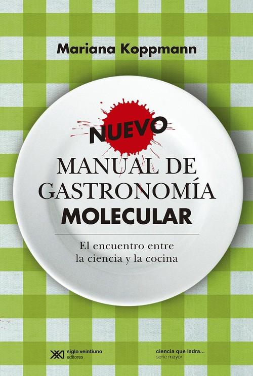 NUEVO MANUAL GASTRONOMIA MOLECULAR