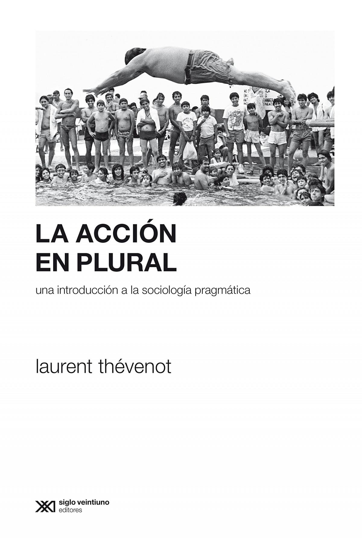 La acción en plural