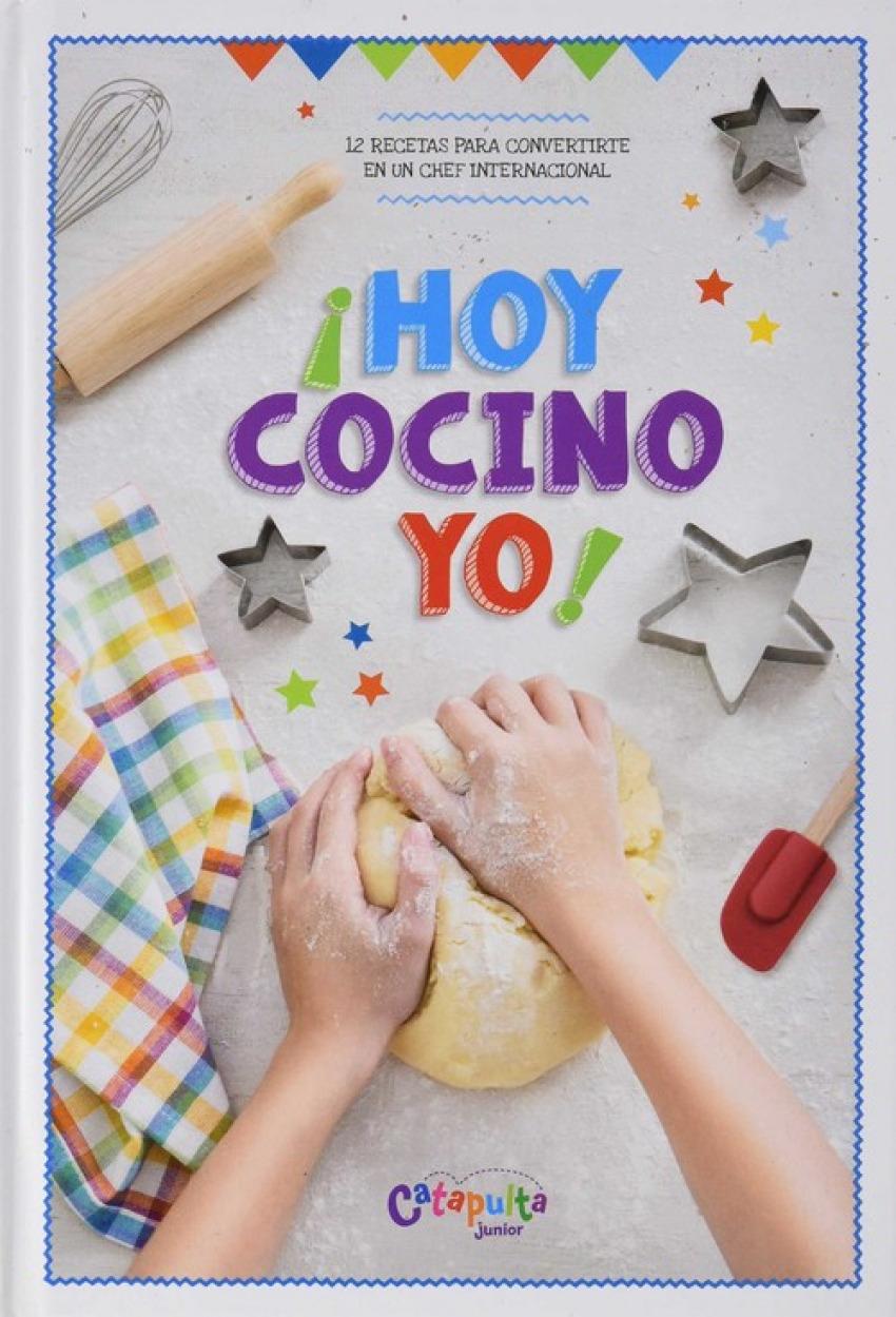 Hoy cocino yo (pack)