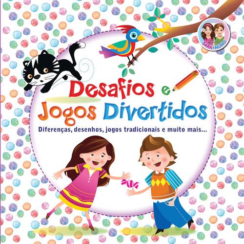 DESAFIOS E JOGOS DIVERTIDOS