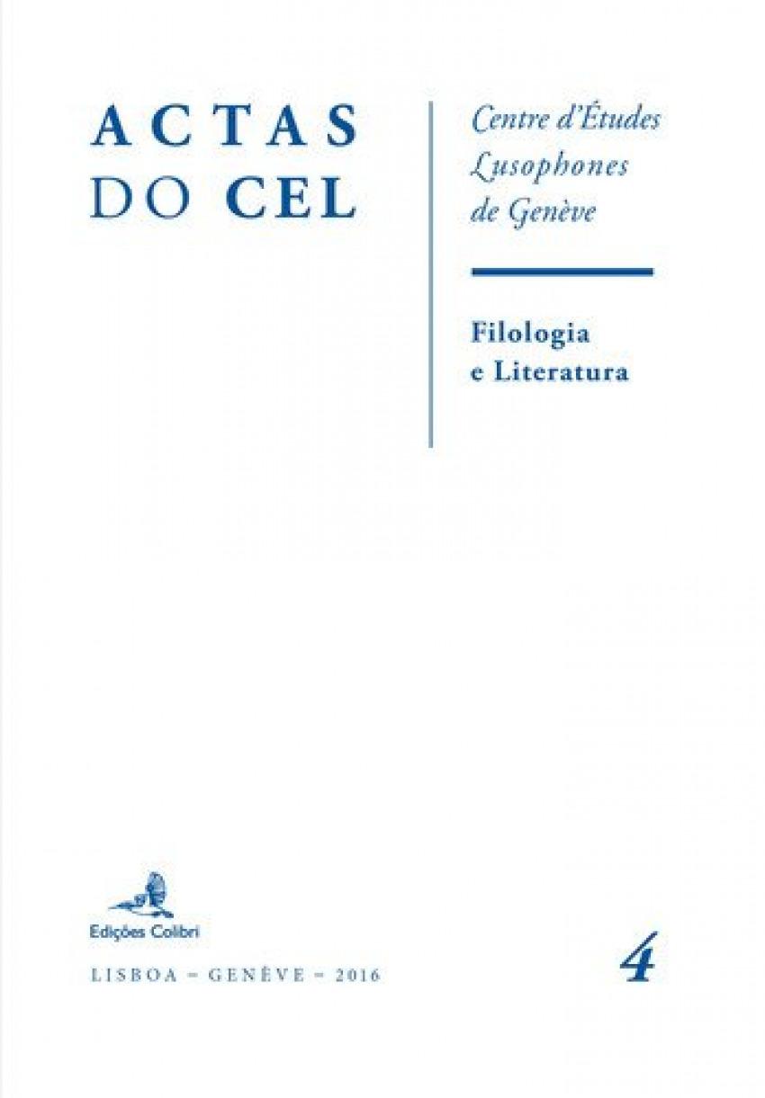 FILOLOGIA E LITERATURA