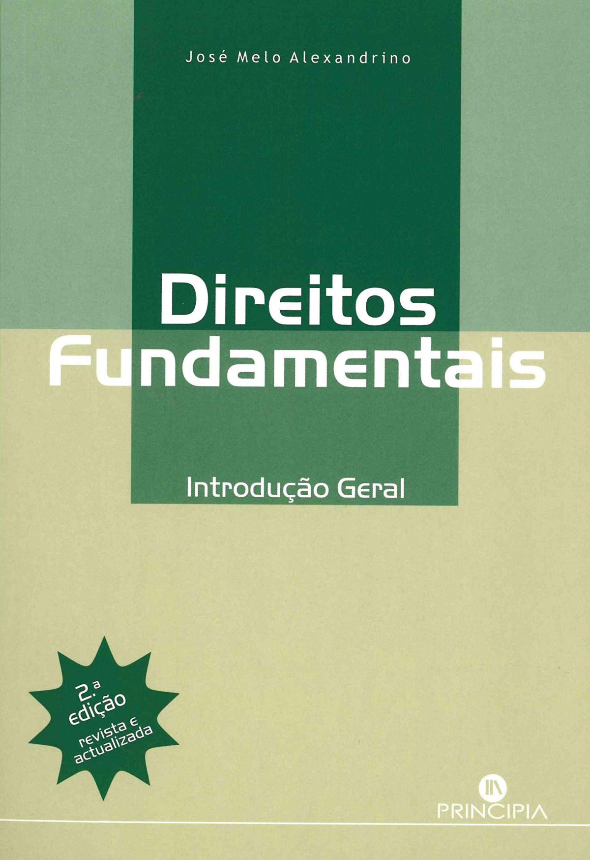 Direitos Fundamentais Introduþ. Geral - 2¬ Ed.