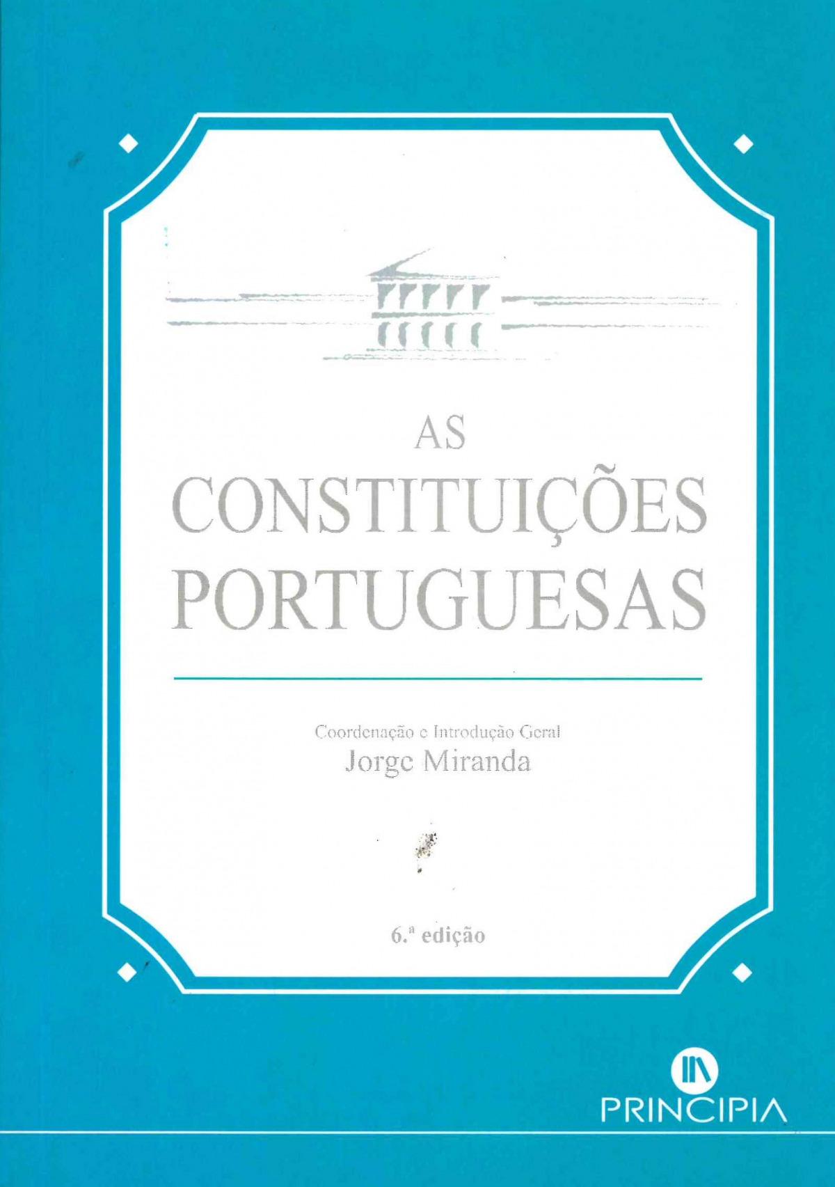 As Constituições Portuguesas