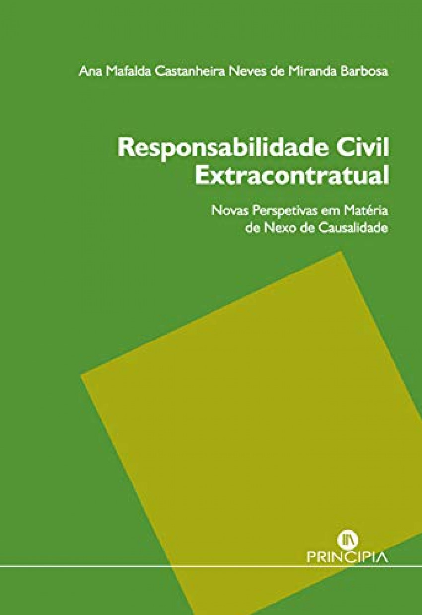 Responsabilidade Civil Extracontratual 9789897161094