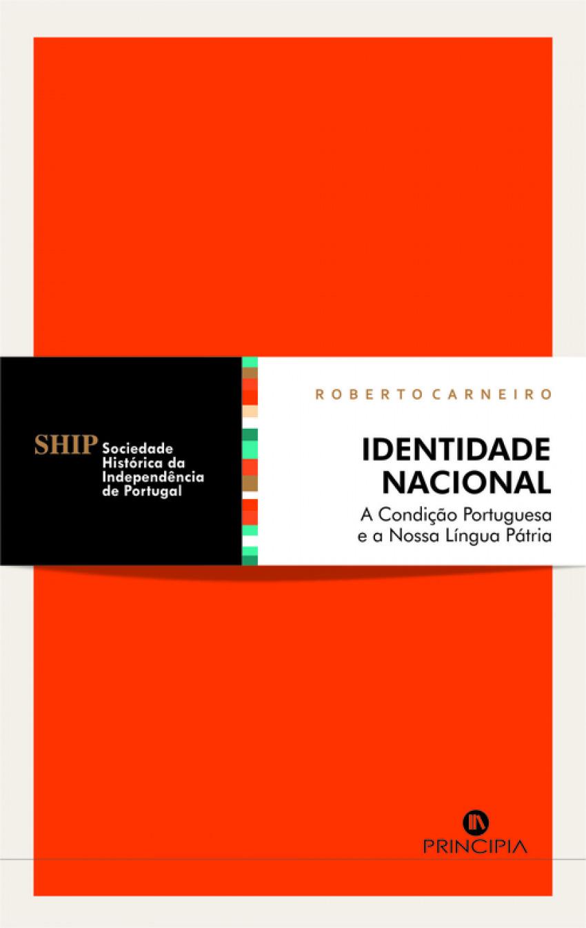 identidade nacional: condição portguesa e a nossa língua pátria