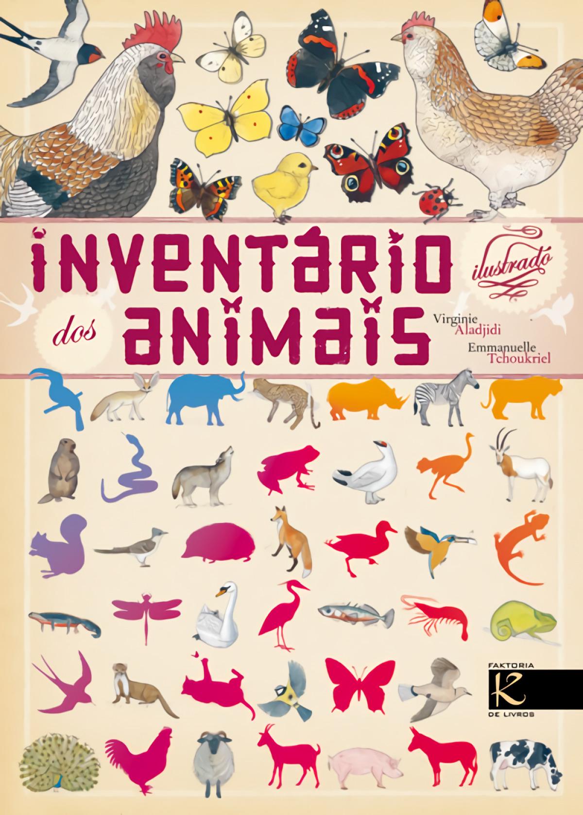 INVENTARIO ILUSTRADO DOS ANIMAIS