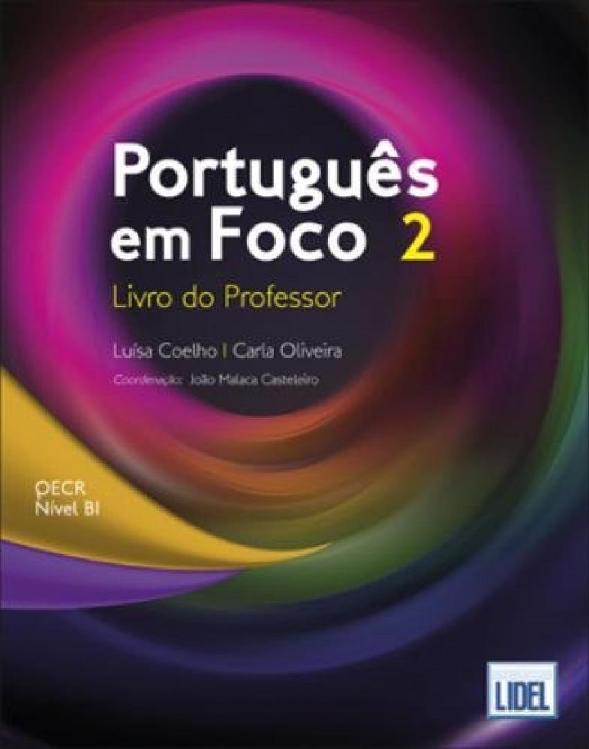 PORTUGUES EM FOCO 2 PROFESOR