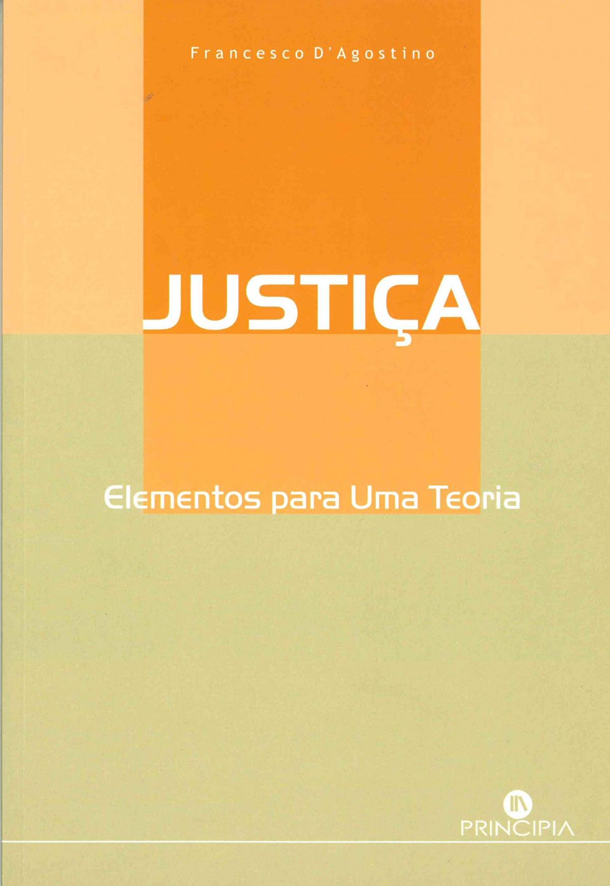 Justiça: Elementos para uma Teoria