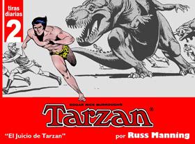 Tarzan Tiras, 2 Juicio De Tarzan