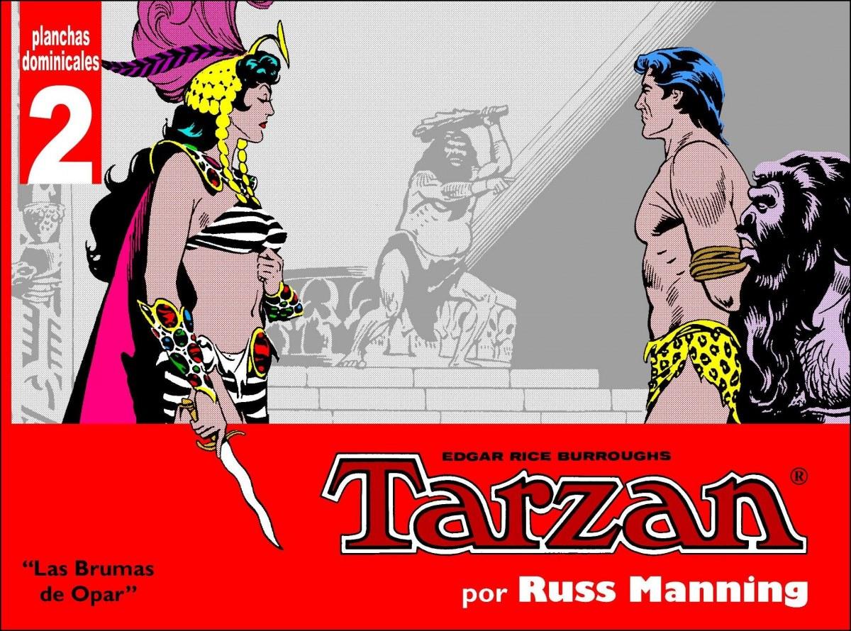 Tarzan Planchas, 2 Brumas De Opar