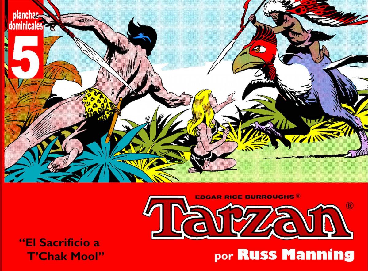 TARZAN. PLANCHAS DOMINICALES 05