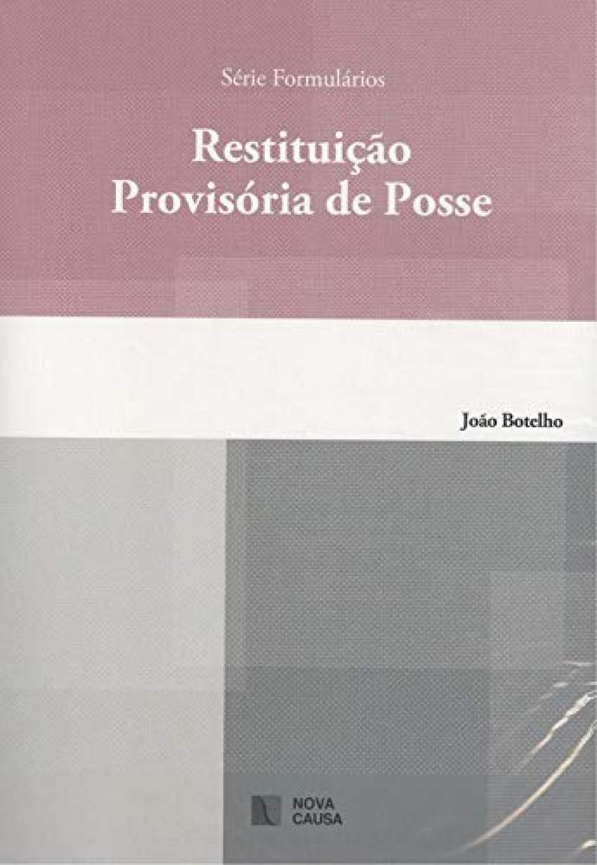 Restituição provisoria de posse