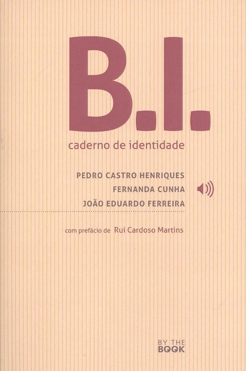 B.I caderno de identidade