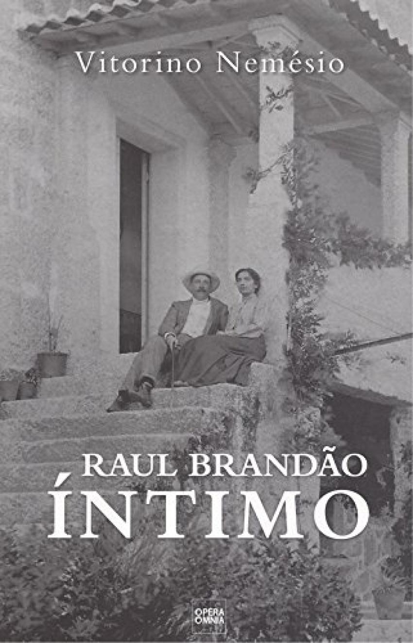 Íntimo: Raul Brandão