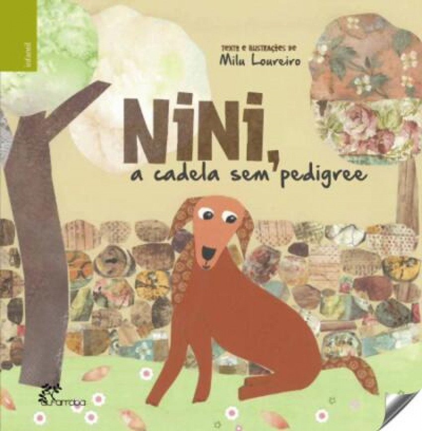 Nini, a cadela sem pedigree