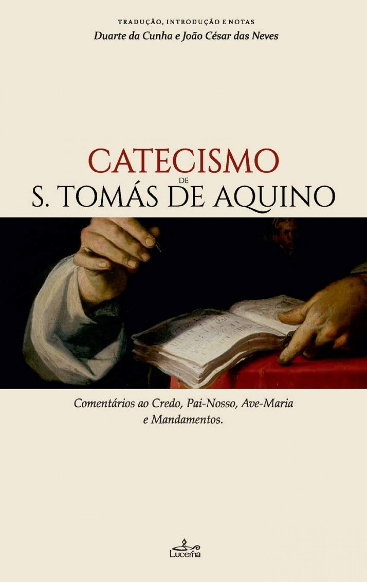 CATECISMO DE S. TOMAS DE AQUINO