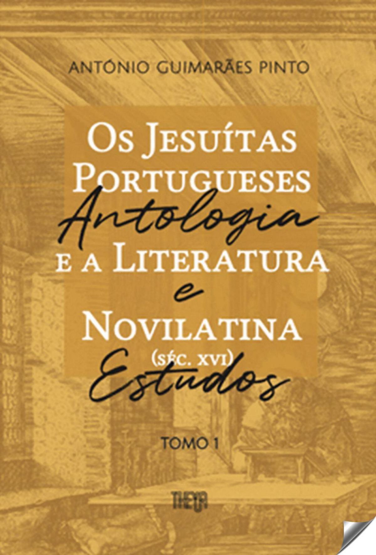 Jesuítas portugueses literatura novilatina séc.XVI