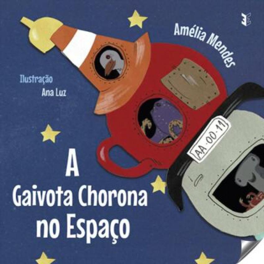 A GAIVOTA CHORONA NO ESPAÇO