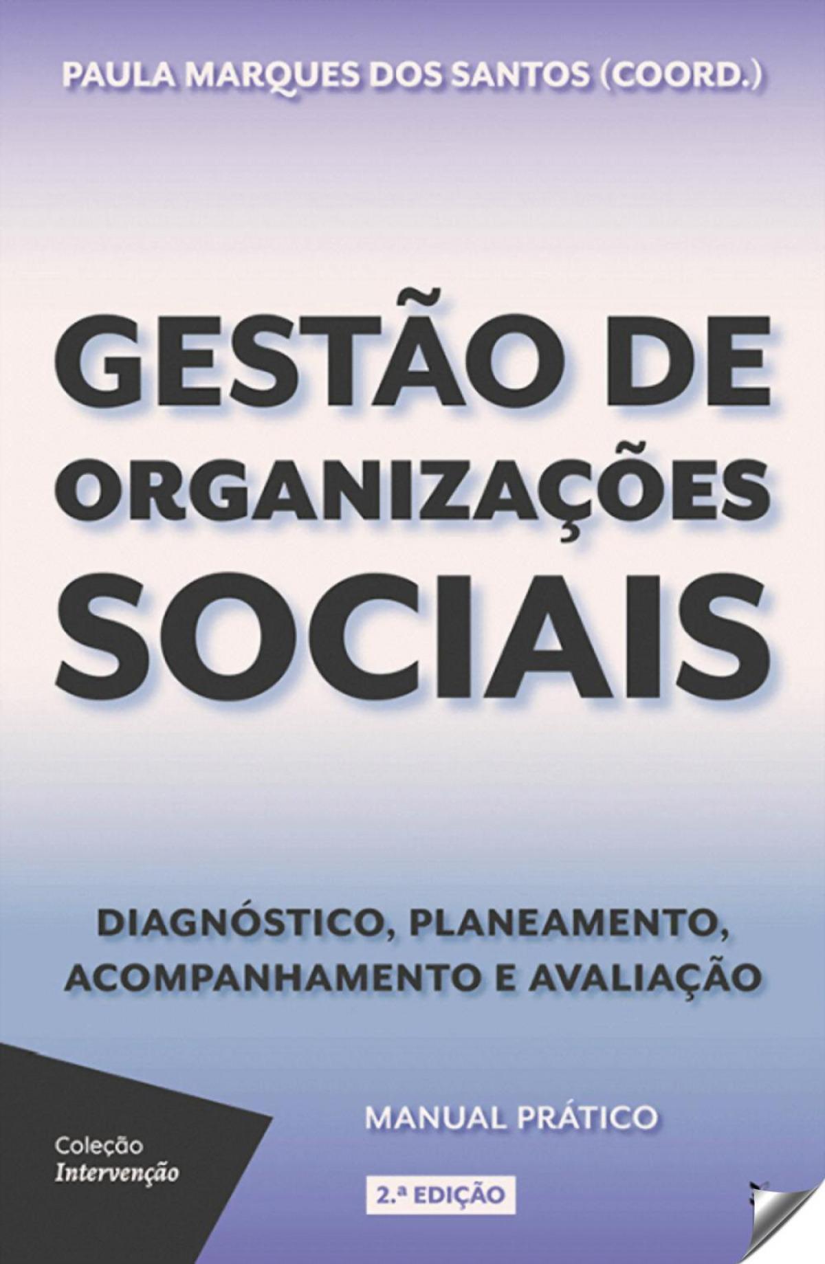 GESTÃO DE ORGANIZAÇOES SOCIAIS