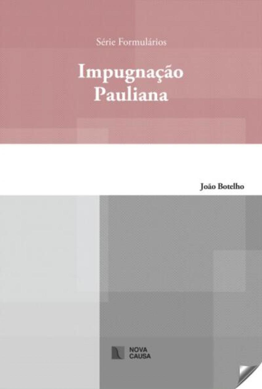 impugnaçao pauliana