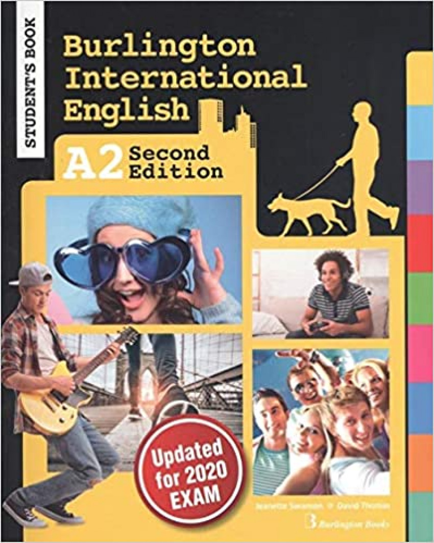 Burlington International English A2 Student's Book 2nd edition