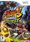 Mario Striker Football Wii Ver. Portugal