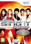 Disney Sing It Pop Hits Wii