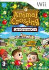 Animal Crosing: Let'S Go To The City Wii