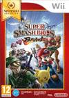 Super Smash Bros Selects Wii