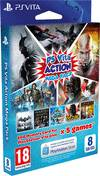 Memory Card 8 Gb Action Mega Pack Sony Ps Vita