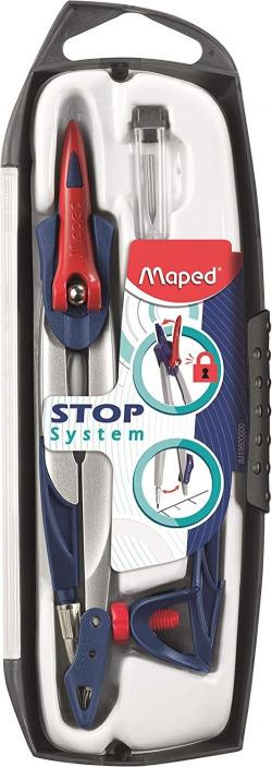 Exp 10 compases stop system con adaptador universal