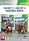 Compil Far Cry 3 + Far Cry 4 X360
