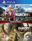 Compil Far Cry 4+ Far Cry Primal Ps4