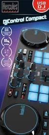 Controlador DJ Compact Hercules