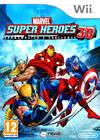 Marvel Grand Master Challenge(Juego+Mascara) Wii