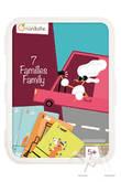 7 FAMILIAS JUEGO DE CARTAS