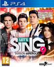 Lets Sing 9 Version Española Ps4