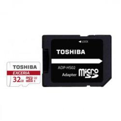 TARJETA MICRO SD 32GB TOSHIBA CL10 + ADAPTADOR