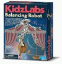 Balancing robot. Kit mecánico.
