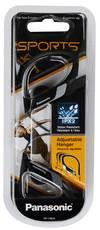 Auricular Deportivo Ajustable Negro Rp-Hs34E-K Panasonic