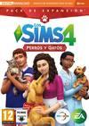 Los Sims 4 Perros Y Gatos (Code In A Box) Pc