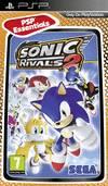 Sonic Rivals 2 Essentials Psp