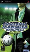 Football Manager 2007 Psp