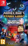 Minecraft: Story Mode - The Complete Adventure N-Switch