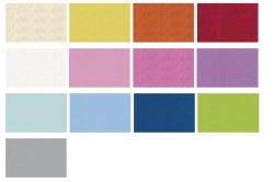 Exp 50 rollos papel regalo Ecocolor Light 70x200cm surtido