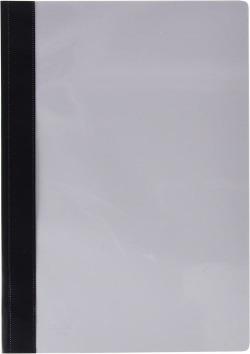 C/50 dossiers fastener fº pvc negro 132/1