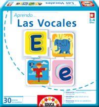 Aprendo las vocales